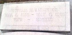 Victoria <I>Mercer</I> Albritton