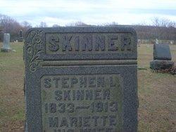 Stephen Leroy Skinner