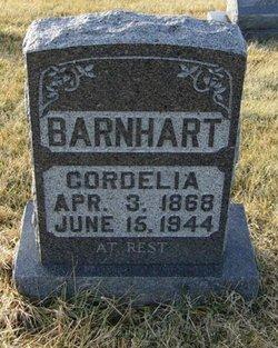 Cordelia <I>Pendleton</I> Barnhart