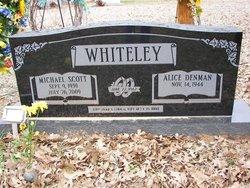 Michael Scott Whiteley