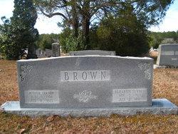 Nancy Elizabeth <I>Sunday</I> Brown