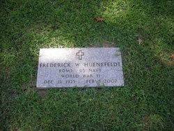 "Frederick William ""Bill"" Huenefeldt"