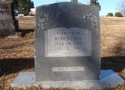 Everett Bailey Robertson