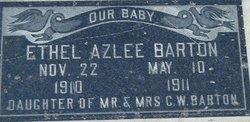 Ethel Azlee Barton