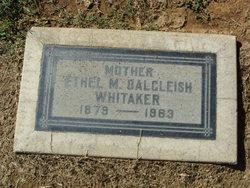 Ethel Marie <I>Stewart</I> Dalgleish