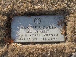 Frances R Garza