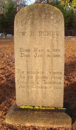 William Harding Burns