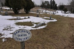 Burlington Center Cemetery