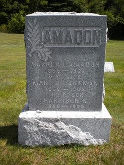 Warren I Amadon