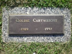 Goldie <I>Moore</I> Cartwright