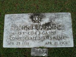 John I. Bearden