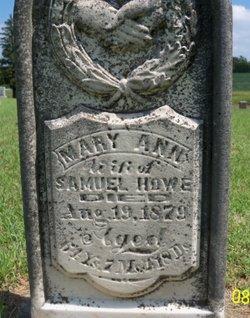 Mary Ann Howe