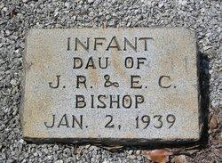 Infant Daughter Bishop