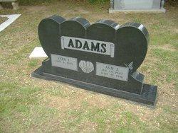 Golda Ann <I>Stinson</I> Adams