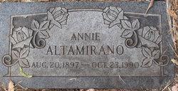 Annie Altamirano