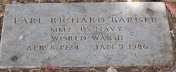 Earl Richard Barger