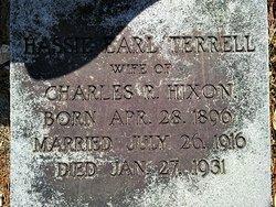 Hassie Earl <I>Terrell</I> Hixon