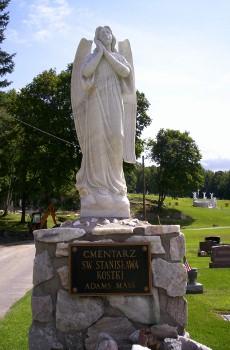 Saint Stanislaus Kostka Cemetery