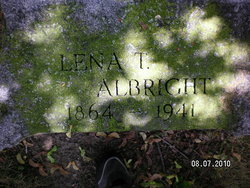 Lena <I>Blood</I> Albright