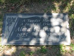 Alma G. Avery