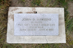 John D Hawkins