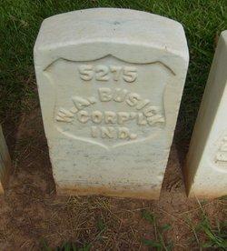 Corp William A Busick