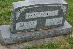 George E Borovicka