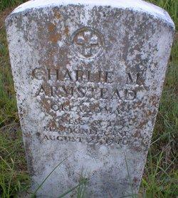 Charlie M. Armstead