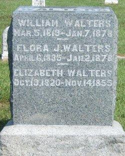 Flora Jane <I>Mitchell</I> Walters
