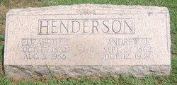 Andrew Jackson Henderson