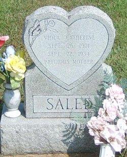 Viola Catherine <I>Walters</I> Salee