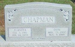 Juanita <I>Stanley</I> Chapman