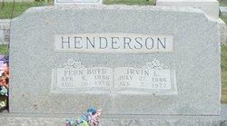 Fern <I>Boyd</I> Henderson