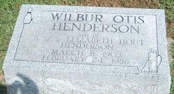 Wilbur Otis Henderson