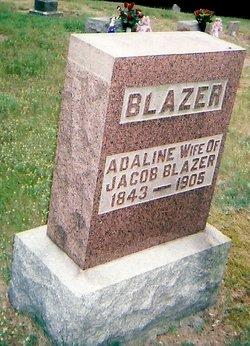 Adaline <I>Neville</I> Blazer