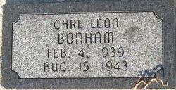Carl Leon Bonham