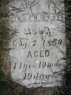 Deacon William H Case