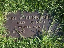 Henry Alvin Clinkenbeard
