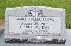 Mabel <I>Buller</I> Brown