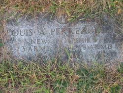 PFC Louis Arthur Perreault, Jr