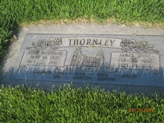 James Done Thornley