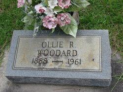 Ollie Register Woodard