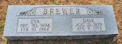 Eva <I>Kennedy</I> Brewer