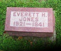 Everett H. Jones