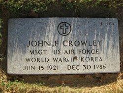 John Francis Crowley