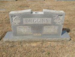 Tempie <I>Wilson</I> Duggins