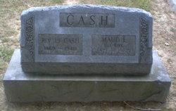 Rev John F Cash
