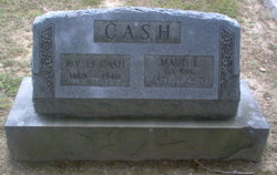 Maud L. <I>Inskeep</I> Cash