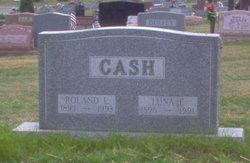 Roland Everette Cash