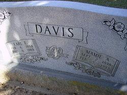 Mamie E Davis